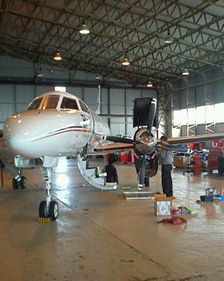 Kent Aircraft Maintenance