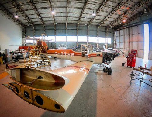 Flying School PA-38 Tomahawks
