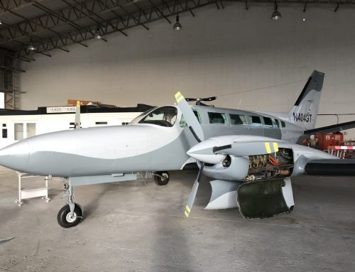 Cessna 404 N404GT